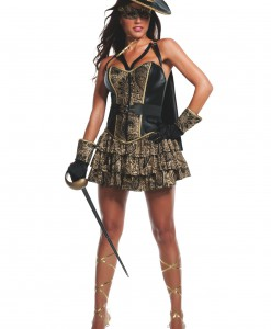 Women's Zzzorro Costume