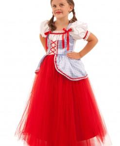Dorothy Princess Costume
