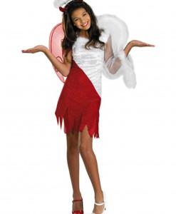 Tween Heavenly Devil Costume