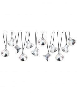 Light String Strobe Lights with Sound
