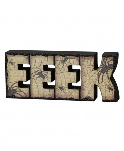 EEEK Spiderweb Sign
