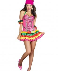 Sexy Conga Girl Costume