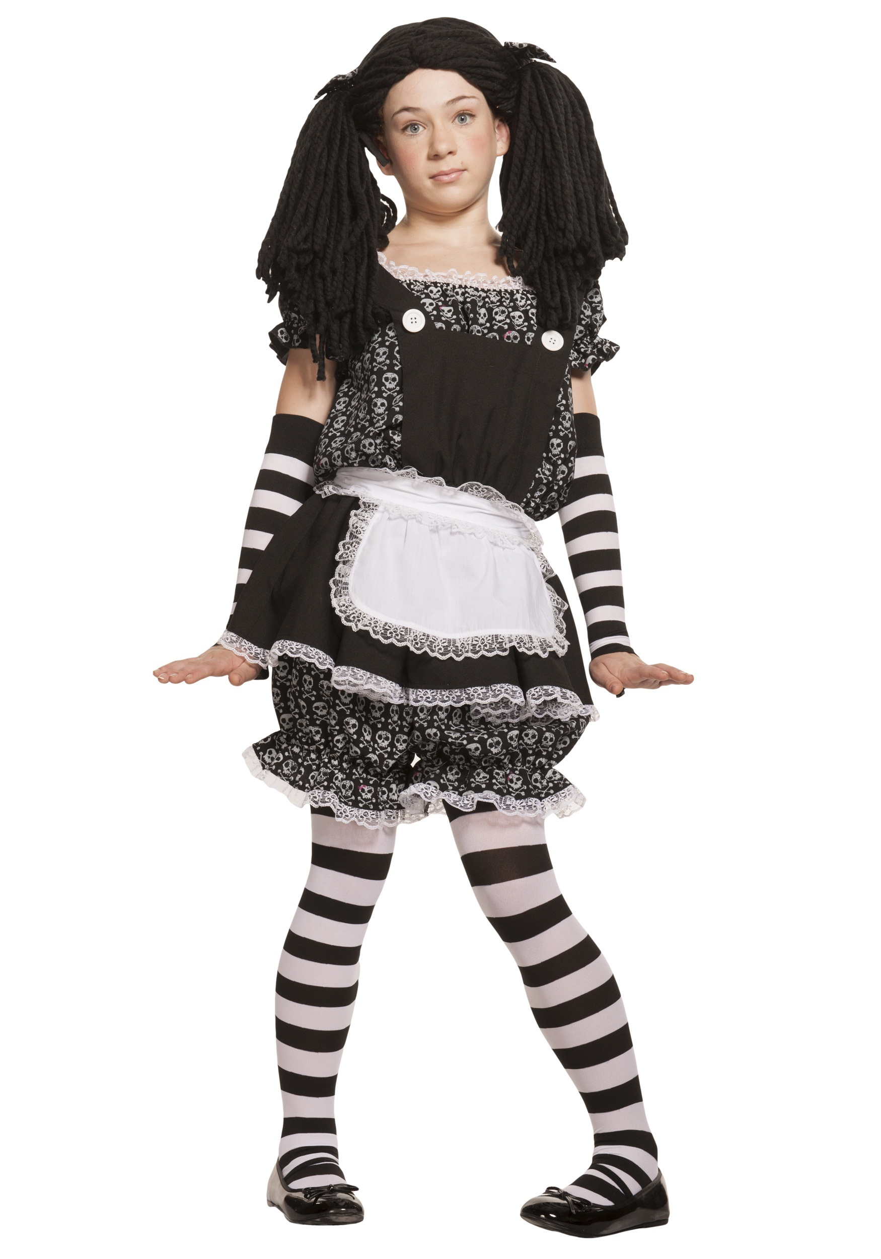 Teen Gothic Dolly Costume Halloween Costume Ideas 2019