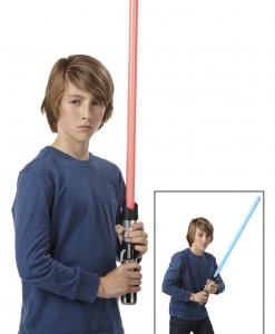 Anakin to Vader Color Changing Lightsaber