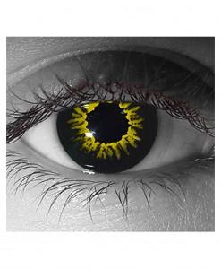 Gothika Black Wolf Contact Lenses