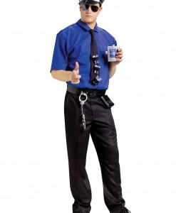 Officer Ben Drinking Costume