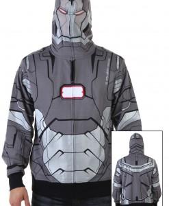War Machine I Am Marvel Iron Man 3 Costume Hoodie