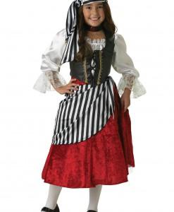 Rebel Pirate Girl Costume
