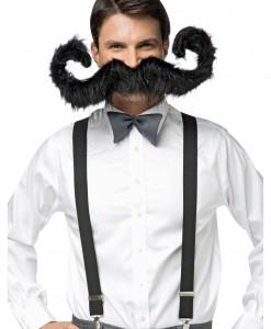 30 Inch Super Mustache