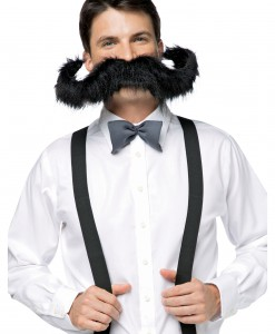 20 Inch Super Mustache