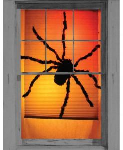 Black Widow Spider Window Cling