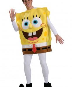 Adult Deluxe SpongeBob Costume