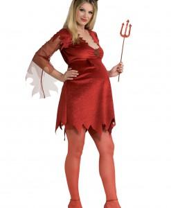 Maternity Devil Lady Costume