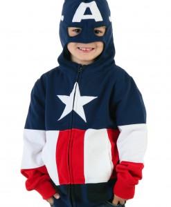 Captain America Hoodie Juvy