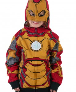 Juvy Iron Man 42 Costume Hoodie