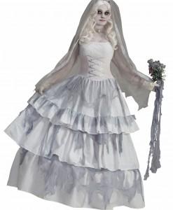 Victorian Ghost Bride Costume