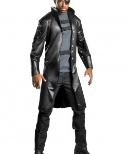 Plus Size Avengers Nick Fury Costume