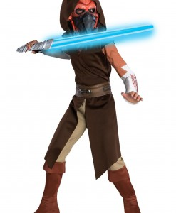 Child Deluxe Plo Koon Costume