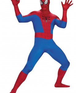 Adult Realistic Spiderman Costume