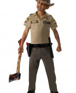 Child Rick Grimes Costume