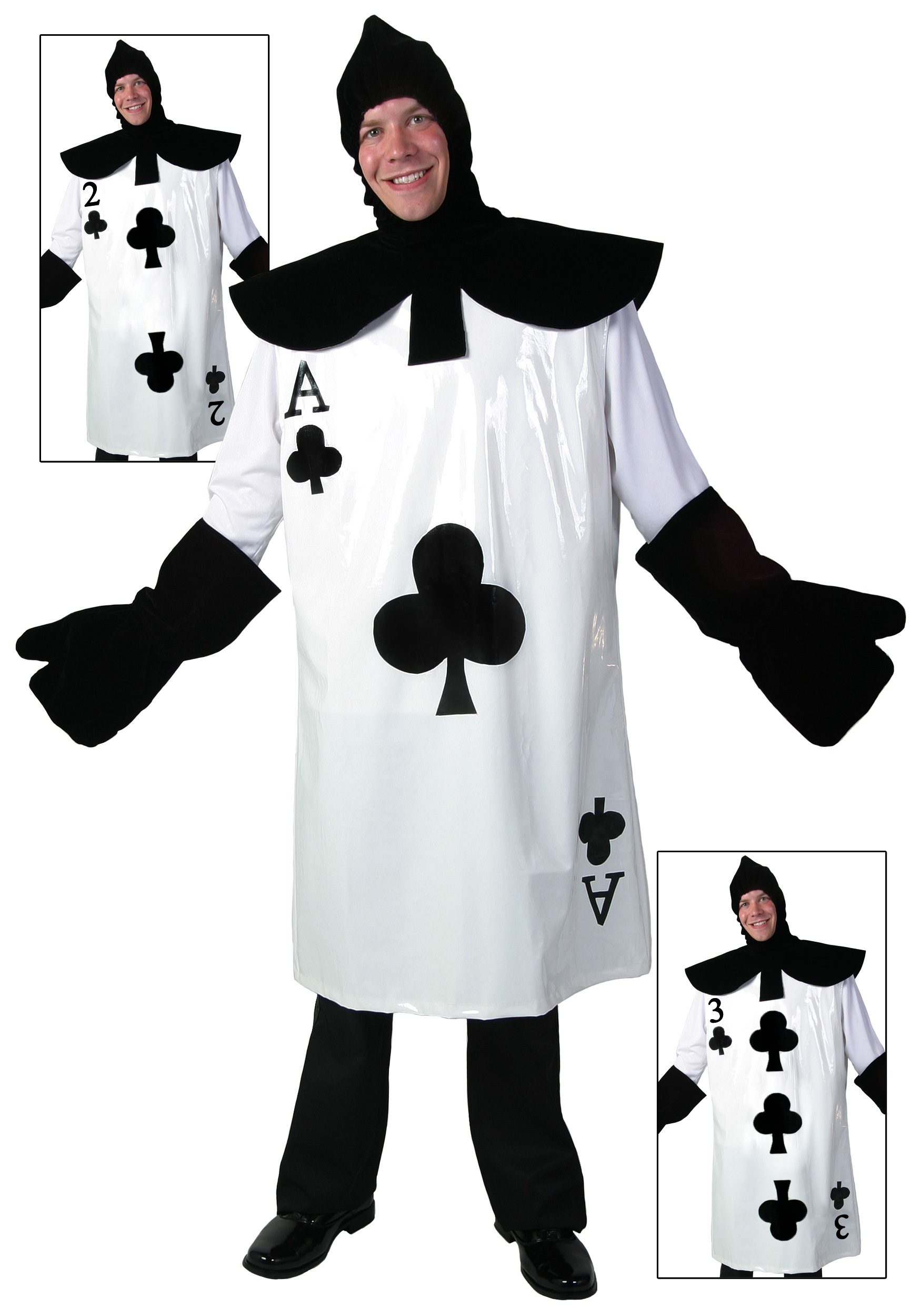 Ace Of Clubs Card Costume Halloween Costume Ideas 2019