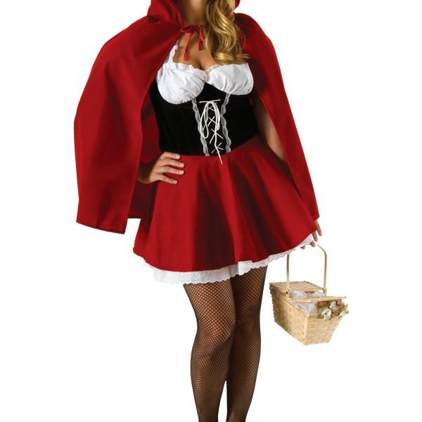 Plus Size Red Riding Hood Costume Halloween Costume Ideas 2019