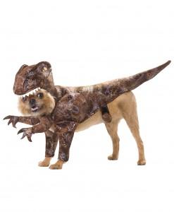 Pet Raptor Costume