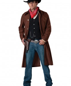 Gritty Gunslinger Costume