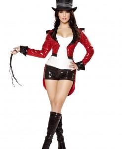 Women's Radiant Ringmaster Costume