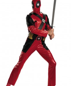 Deadpool Classic Adult Costume
