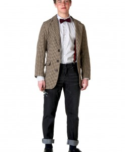 Teen Doctor Professor Costume