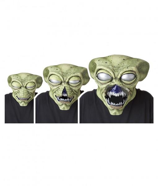 Alien Visitor Ani-Motion Mask