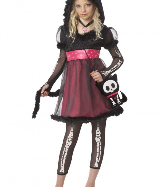 Skelanimals Kit the Kat Costume