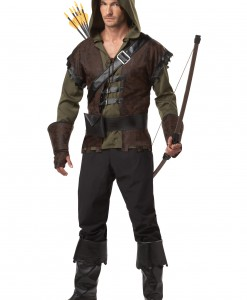 Mens Realistic Robin Hood Costume