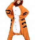 Tiger Pajama Costume