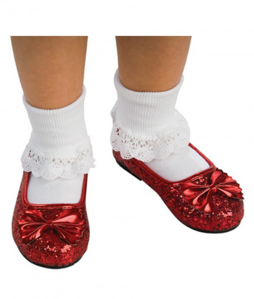 Deluxe Dorothy Shoes