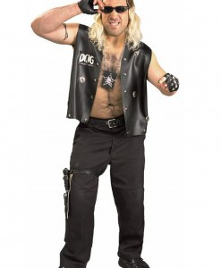 Plus Size Dog the Bounty Hunter Costume