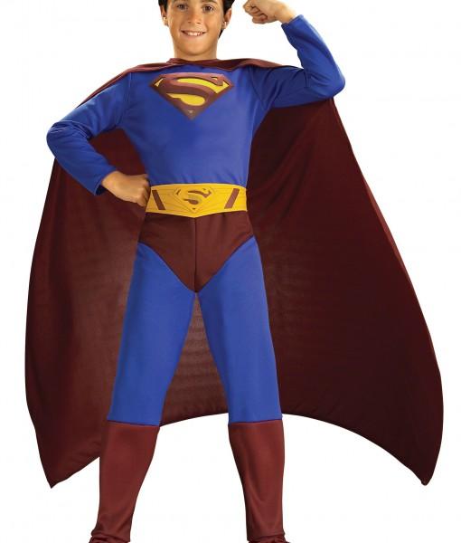 Child Classic Superman Costume