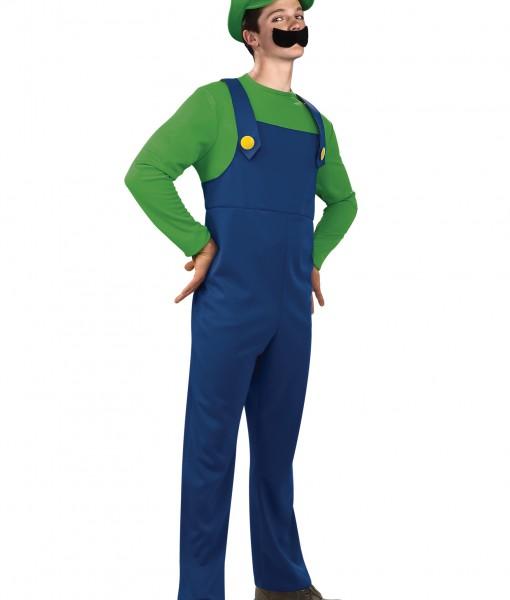 Teen Luigi Costume