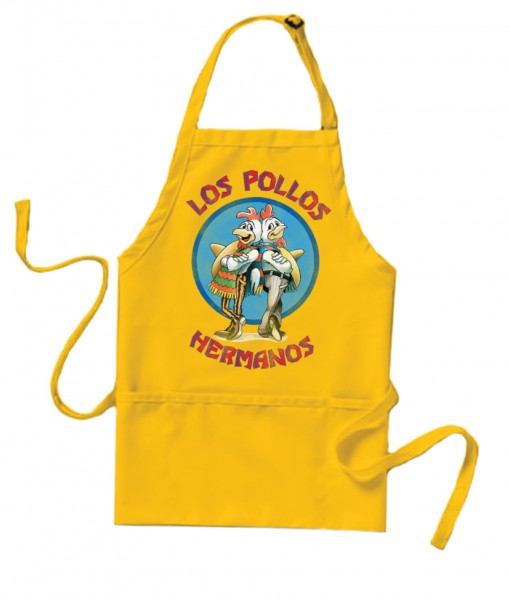 Breaking Bad Pollos Hermanos Apron