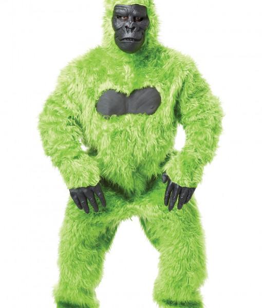 Green Gorilla Suit