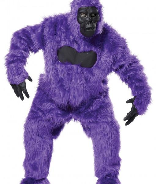 Purple Gorilla Suit
