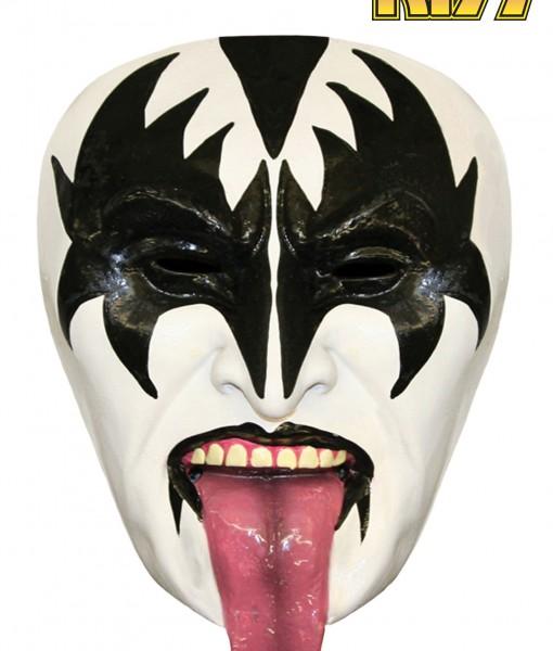 KISS Demon Half Mask