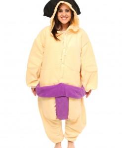 Adult Sumo Pajama Costume