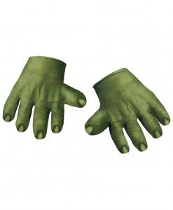 Incredible Hulk Hands
