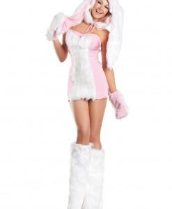 Womens Blushing Bunny Costume