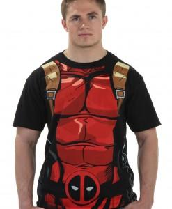I Am Deadpool Costume T-Shirt