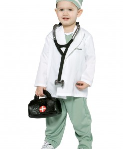 Kids Doctor Costume