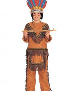 Boy Native American Costume