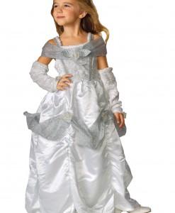 Girls Snow Queen Costume